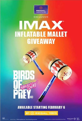 Birds of Prey: And the Fantabulous Emancipation of One Harley Quinn Regal Mallet