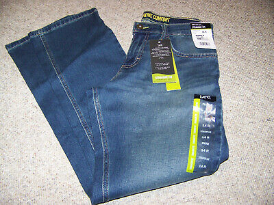 Boys size 14 regular blue jeans Lee x-treme comfort active stretch sure to fit