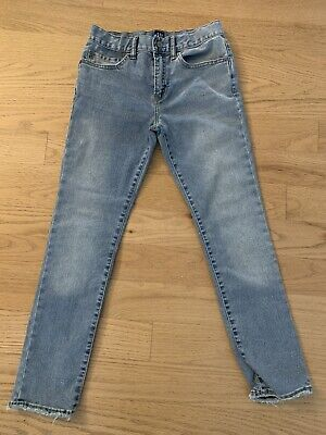 Boys Gap Denim Size 12 Regular stretch skinny jeans