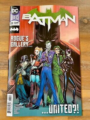 DC Comics Batman 89 First Cameo Appearance of Punchline & The Designer 1st Print
