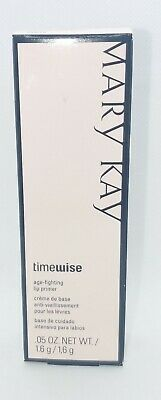 MARY KAY TIMEWISE AGE FIGHTING LIP PRIMER .05 OZ TUBE #100876 new