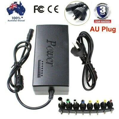 DC 12-24V Universal Adjustable Power Supply Adapter Transform Charger For Laptop