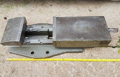 """6"""" Large Milling Machine Drill Press Vice In Good Condition"""