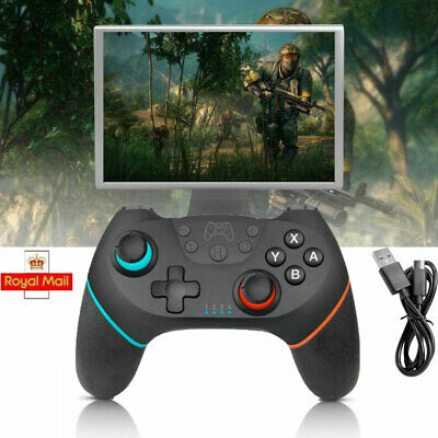 Bluetooth Wireless Gamepad Joystick Pro Controller for Nintendo Switch UK
