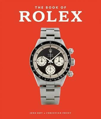Jens Hoy The Book of Rolex
