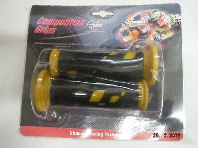 Motogp Competition Grips Black/Yellow