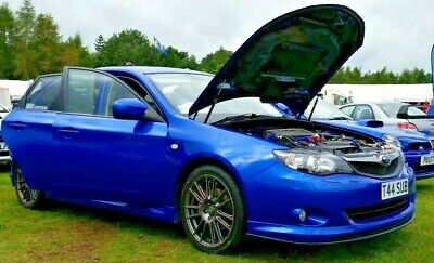 Subaru Impreza WRX S Prodrive 2009 64k miles modified. ej20 STi engine fitted
