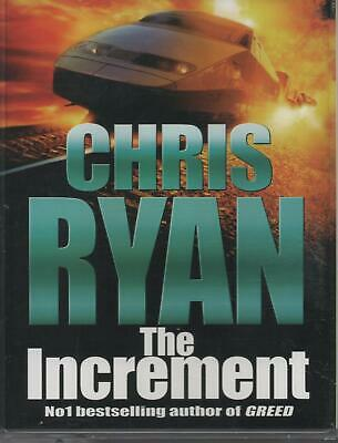 THE INCREMENT (Matt Browning) by Chris Ryan ~ Two-Cassette Audiobook