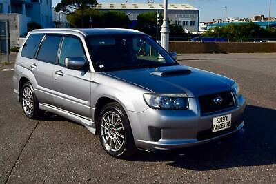 Subaru Forester CROSS SPORTS SG5 TURBO  PETROL MANUAL 2007