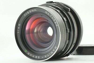 【Exc+5】 Mamiya Sekor C 65mm f/4.5 Lens For RB67 Pro S SD RZ67 From Japan #240