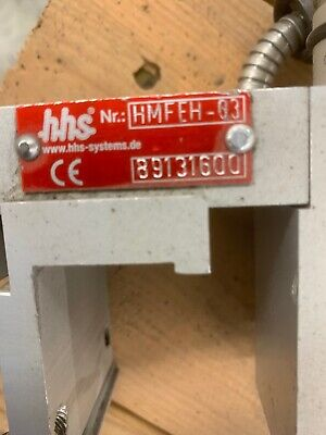 HHS Promelt Slot Coater Head And 7 Foot Hose