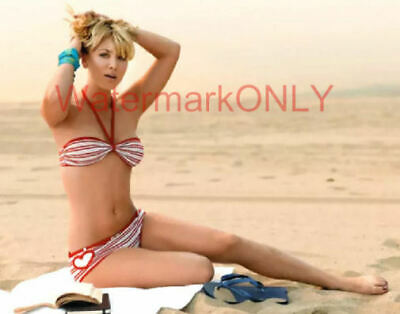 "Gorgeous ""Big Bang"" Actress ""Kaley Cuoco"" SEXY ""Pin Up"" PHOTO! #(2)"