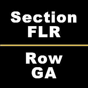 1 to 4 Tickets Foo Fighters Rocket Mortgage FieldHouse Cleveland Monday 05/18/20