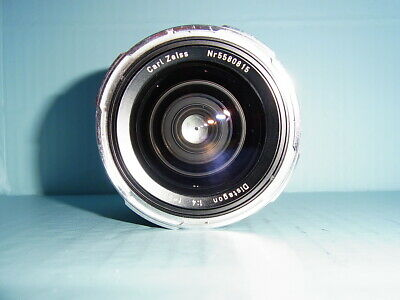 【Near Mint】 Carl Zeiss Distagon 50mm f/4 SL66 from Japan G90