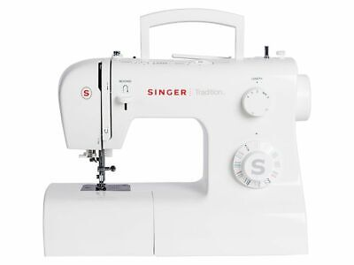 SINGER TRADITION 2282 Sewing Machine,Automatic Buttonhole,Extras,2yr Warranty