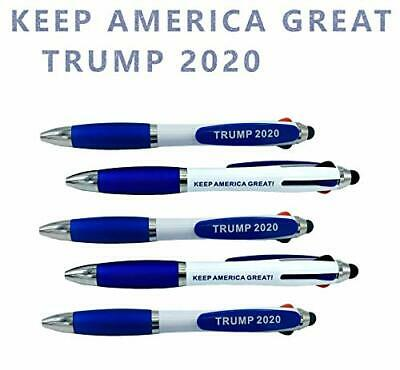 Patriotic tri-color USA pens to compliment any Donald Trump talking pen (5)