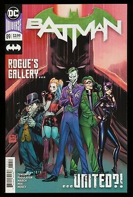 Batman #89! ERROR VARIANT Cover A! First Appearance Punchline! INCREDIBLY RARE!