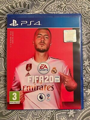 FIFA 20 (PS4) Game - Excellent Condition