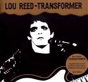 LOU REED Transformer CD Remastered BRAND NEW