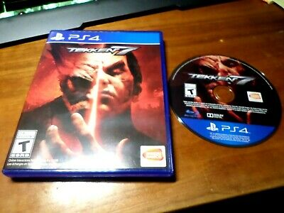 TEKKEN 7 (Sony Playstation 4) fighting game PS4