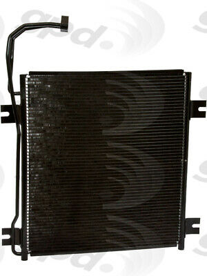 Heavy Duty Condenser fits 88-91 FORD L SERIES