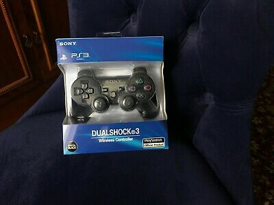 Dualshock 3 Wireless Controller for Ps3 Black color Sony Playstation 3 Joystick