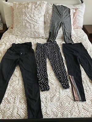 Maternity Pants bundle | Size 8