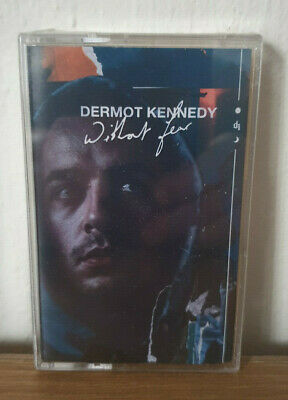 Dermot Kennedy - Without Fear Yellow Cassette - New And Sealed