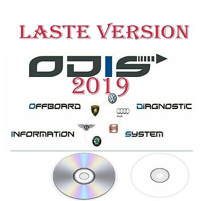 2019 ODIS-Service 5.1.6 SERVICE DIAGNOSTIC + VAG DASHBOARD + ENGINEERING 9.0.4