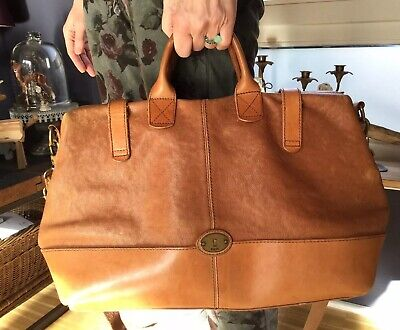 Fossil Doktortasche groß, Exclusive Vintageserie, Top!!