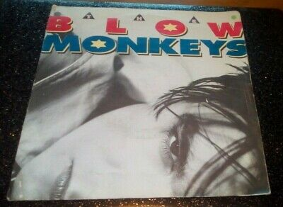 "The Blow Monkeys It Doesn`t Have To Be This Way /  Ask For More     7"" Single"