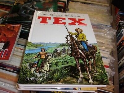 Tex (Willer) Vers L Oregon   Western Clair De Lune