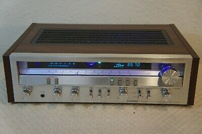Pioneer Sx-3700 Am/Fm Stereo Receiver- Bench Checked, Serviced, Fully Tested