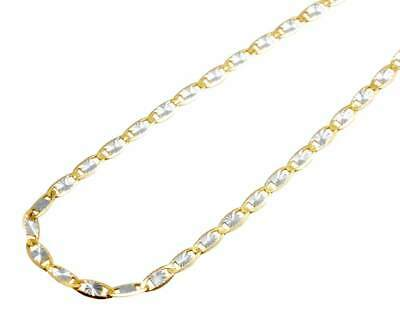 Or 14k lion couronne roi Pendentif Jaune Diamond Cut Collier 2.3 G 1/""