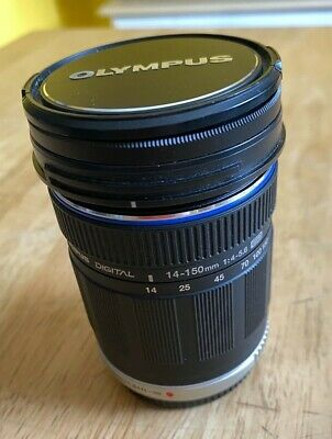 Olympus M.Zuiko 14-150mm f/4.0-5.6 ED Lens for Micro Four Thirds cameras