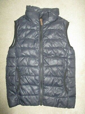 Boys Next Dark Blue Body Warmer Age 7