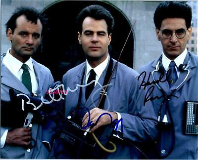 Ghostbusters Cast Signed 8x10 Autographed Photo Reprint
