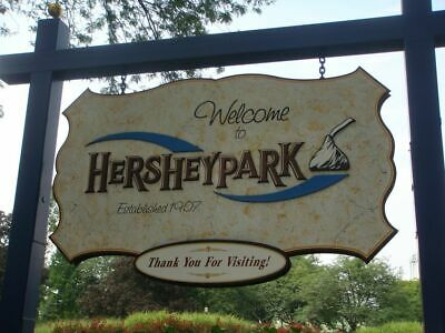 2020 Hersheypark One Day Passes Valid Until 7/31/2020 Hershey Park Passes