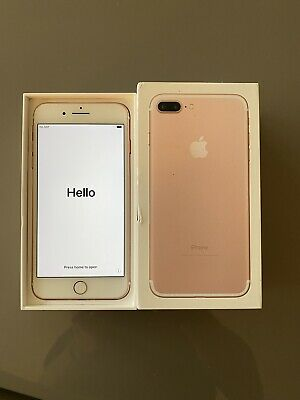 Apple iPhone 7 Plus - 128GB - Rose Gold (EE) A1784 (GSM)