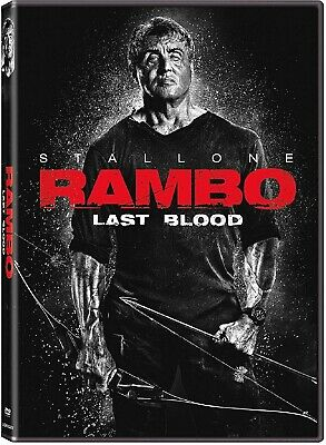 3 CENT DVD - Rambo: Last Blood  *Disc Only*