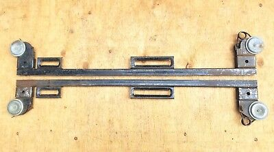 1941-48 Packard Clipper Club Sedan Coupe Coach Window Regulator Glass Channel