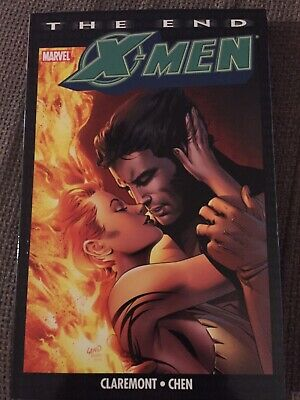Marvel X-Men The End Complete TPB