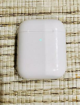 Apple AirPods 2nd Generation WIRELESS Charging Case Only ( With Cable )