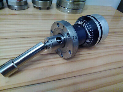 """Rotary Motion Vacuum UHV Feedthrough Bellow DN35CF 2.75"""" CF ConFlat no20"""