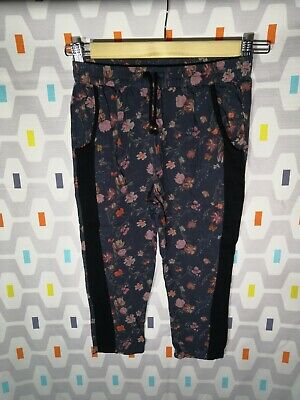 Next Girls Joggers Jogging Trousers Age 6 Years
