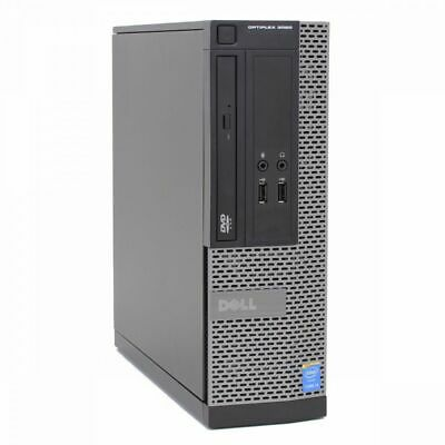 Dell Optiplex 3020 SFF i5-4570 QC 3.20Ghz 8GB Ram 500Gb HDD Win 10 Desktop PC