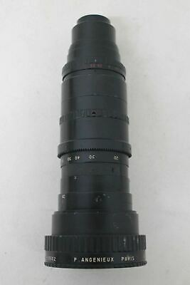 P.ANGENIEUX PARIS Type 10X12 B Vintage F12-120mm 1:2.2 Zoom Lens 1385502