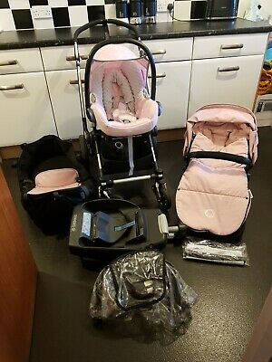 Bugaboo Cameleon 3 Complete Travel System With Maxi Cosi Car seat And Isofix