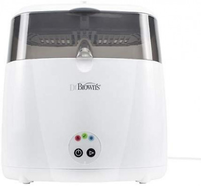 Dr Brown's Electric Sterilizer (Grey)