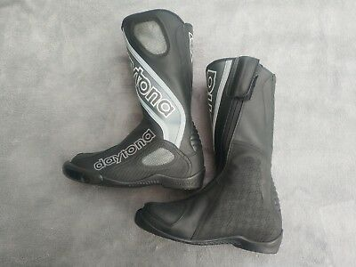 Daytona EVO Security Sports 36 Herren / Damen Leder Motorradstiefel